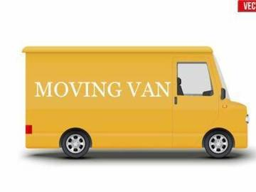 Tarjotaan: Moving Van
