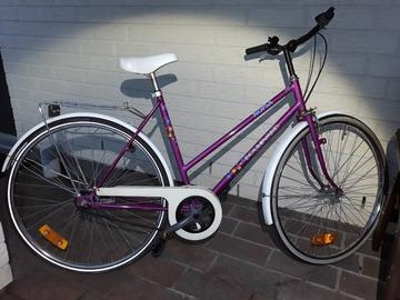 """Myydään: Nopsa 28"""" polkupyörä"""