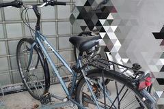 Myydään: bicycle