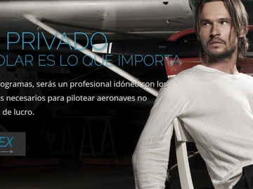 Suppliers: Flightmex - Cursos para Piloto Privado