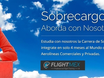 Suppliers: Flightmex - Cursos para Sobrecargo