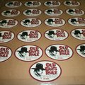 Buy Now: 50 OLD GUYS RULE JOHN WAYNE TALK LOW NEW PACKAGED STICKERS