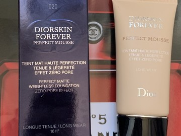 Venta: Diorskin Forever Perfect Mousse
