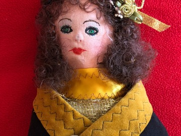 Selling: LOVE SPELL DOLL