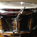 Will only accept cash/check/money order/ Cash App/Venmo: Leedy Shelly Mann Snare Drum, 1964