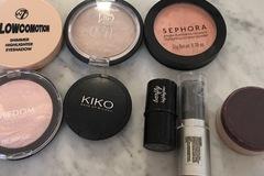 Venta: Iluminadores Sephora, kiko, essence etc