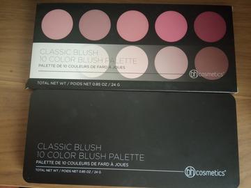 Venta: Paleta Classic Blushes, BH Cosmetics