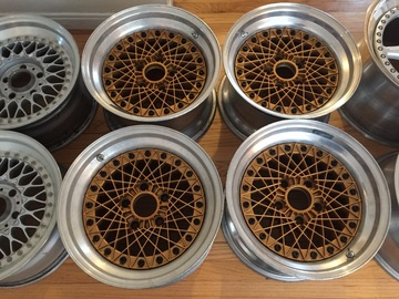 Selling: Epsilon Southern Ways 3 Piece Wheels