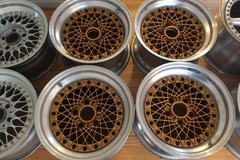 Selling: Epsilon Southern Ways 3 Piece Wheels