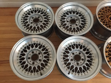 Selling: BBS RS 211 - 3pc