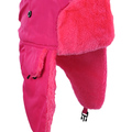 Buy Now: Bright Neon Pink Faux Fur Winter Trooper Hat Cap Lot of 24