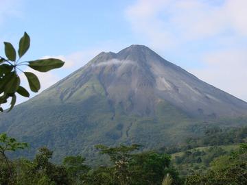 Réserver (avec paiement en ligne): Vélo/Trek : Aventure au pied des Volcans - Costa Rica