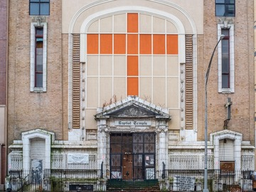 Selling with online payment: Place of Worship in Harlem - Print Photography