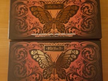 Venta: Paleta de sombras Monarch Kat Von D