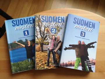Selling: Suomen mestari 1, 2, 3