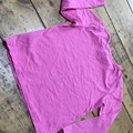 Selling with online payment: Pink long sleeve top, age 5-6 Yrs