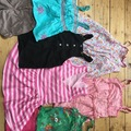 Selling with online payment: Girls summer bundle, age 5-6 Yrs