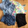 Selling with online payment: Girls summer bundle , age 2-3 Yrs