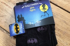 Selling with online payment: Halloween tights (new), age 5-6 Yrs