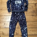 Selling with online payment: Soft fleece pj's, age 7-8 Yrs