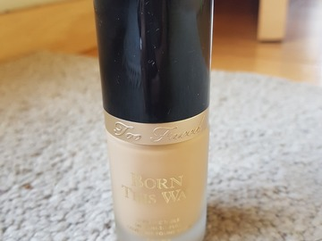 Venta: Base Born this way Too Faced Natural Beige