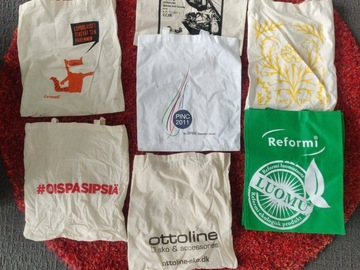 Requesting: Surplus Canvas Tote bag Wanted