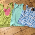 Selling with online payment: Girls T's and leggings bundle, age 6-7 Yrs