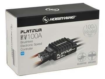 Selling: Hobbywing Platinum V3 100A-HV 100 Amp ESC
