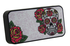 Buy Now: Sugar Skull & Rose Portable Plug and Play Speaker Lot of 16