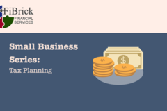 Workshop: Small Business Series : Tax Planning