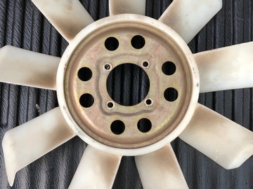 Selling with online payment: Foxbody OEM fan