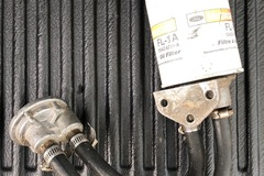Selling with online payment: 5.0 302 oil filter relocation kit