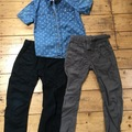 Selling with online payment: Trousers and shirt, age 6-7 Yrs