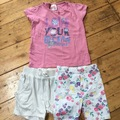 Selling with online payment: Salt Rock T and shorts age 4-5