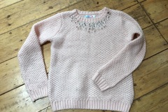 Selling with online payment: M&Co Jumper age 9-10