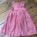 Selling with online payment: Mothercare summer dress, age 12-18 Mths