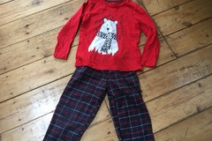 Selling with online payment: Polar PJ's age 4-5