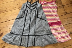Selling with online payment: Summer dresses age 9-10