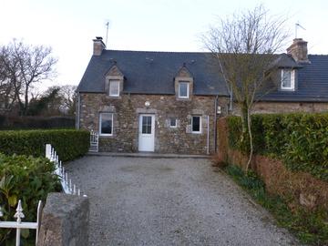 Location par mois: maison F3 -Les Pieux (70m²)