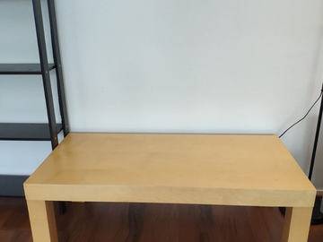 Selling: sofa table