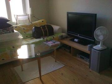 Annetaan vuokralle: Studio apartment for rent
