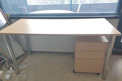 Selling: Table(available) and drawer(reserved)