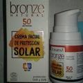 Venta: Protector solar facial 50. Envio incluido