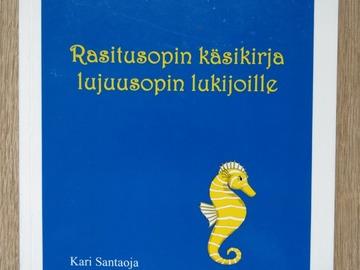 Annetaan: Kari Santaojan, Rasitusopin käsikirja lujuusopin lukijoille, 2012