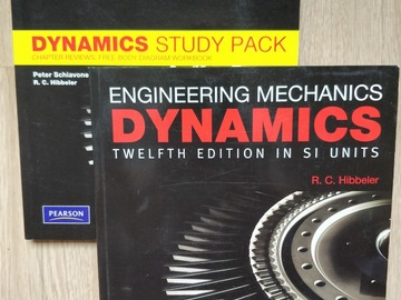 Giving away: Book Engineering Mechanics Dynamics