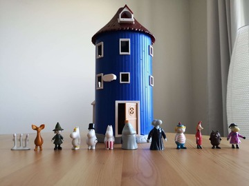 Selling: Martinex Moomin house