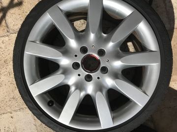 Selling: S550 Wheels