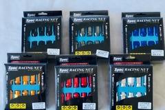 Selling: JDM SPEC RACING ALUMINUM WHEEL TUNER LUG NUTS 12x1.25/1.5 20 Pcs