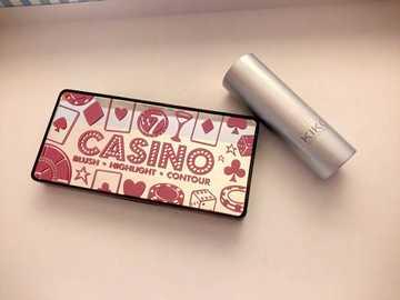 Venta: Paleta casino de W7 y pintalabios de Kiko.