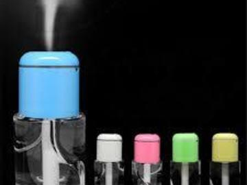 Buy Now: 325 x Portable Bottle Cap USB Humidifiers - Mixed Colors